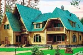Проект деревянного дома 10-69