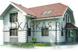 Проект каркасного дома КД-28.171